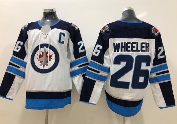 26 Wheeler - Beyaz mavi