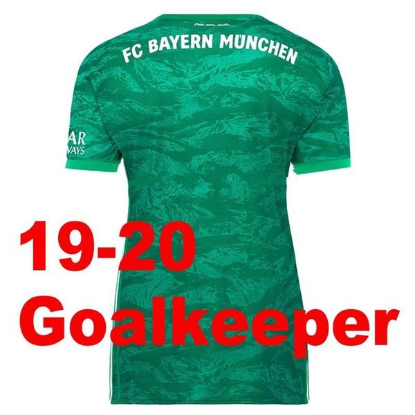 Goalkeeper 2019