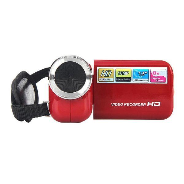 Portable Rotatable 2.0 LCD Display Screen Mini Digital digital video camera, easy to carry. AVI Video Camera