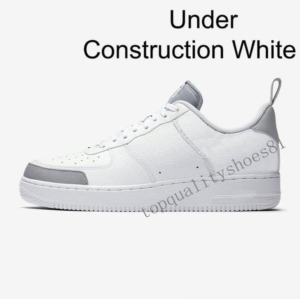 33 تحت الإنشاء الأبيض