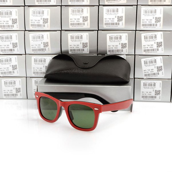 Le rouge et le noir Cadre Green Lentille de 50mm