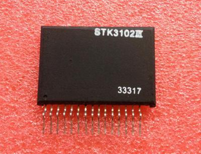 STK3102III Voltage Amplifier for 90 to 100W AF Power Amplifier (Dual Supplies),STK3102