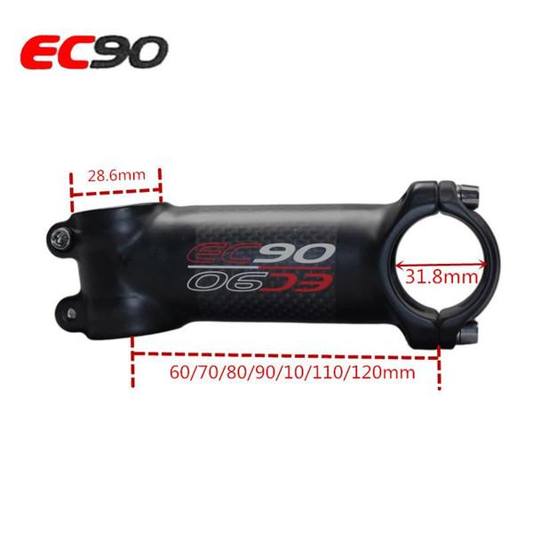 Bike Handlebar Stems Tube EC90 7° 70//80//90//100//110//120mm Bicycle Stems