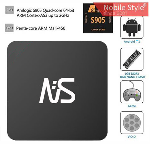 MXQ MXQplus MXQPRO 4K Android IPTV TV Boxes Rockchip RK3229 Allwinner H3  Amlogic S905W 1GB/8GB Thousand Daily Updated Movies & Tv Shows Best Tv Box