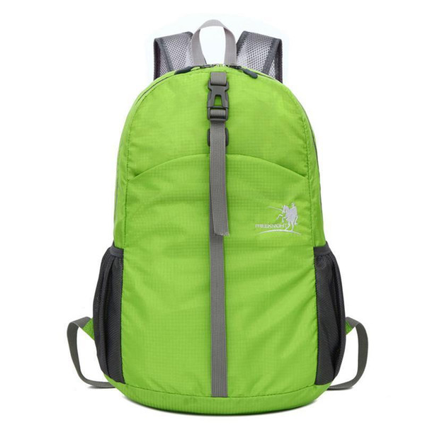 Lightweight Waterproof Backpack Nylon Bag 25l Large Capacity Outdoor Travel Cycling Mountaineering Hiking Sports Bags Backpack