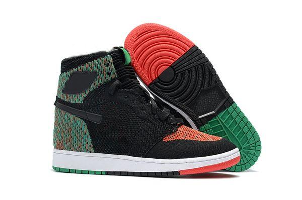 New 1 Gatorade Basketball Shoes Men Blue BHM OG G8RD Fly Line 1s I Mike UNC High Skateboard Sport Authentic Homme Shoe wholesale o30251