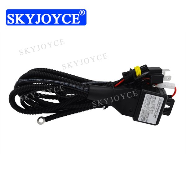 hi lo hid 9007 wiring harness 2020 skyjoyce 12v 35w 55w h4 relay harness controller h4 3 9007 3  2020 skyjoyce 12v 35w 55w h4 relay