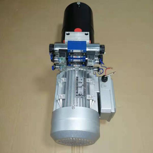 220v 60hz hidraulico cilindro motore per pompa idraulica Power packing Unità per due cilindri a doppio effetto spedizione gratuita