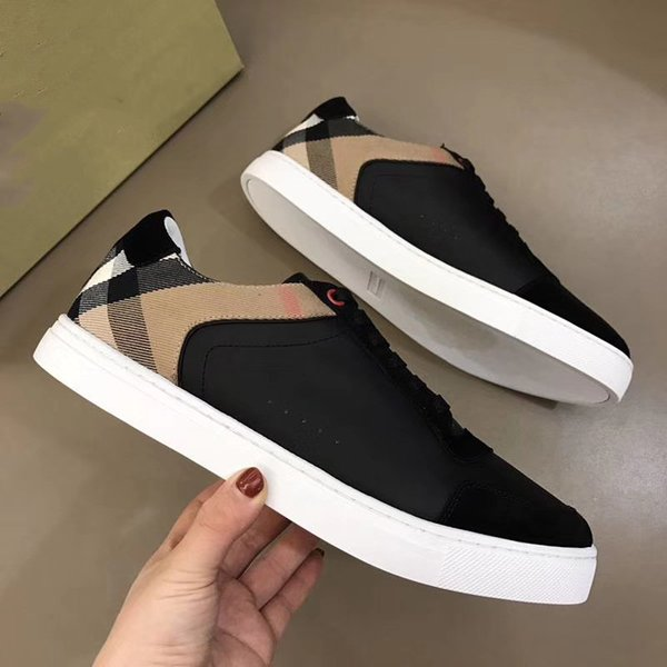 best selling Khaki white Luxury Men fashion sneakers shoe Mens shoes The original designer perfect recovery Casual shoes Fashion classic Casual shoes