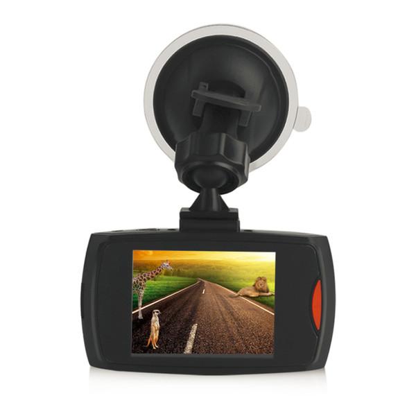Profesional 1080 P 2.7 Pulgadas HD Grabador DVR para Coche LCD Lente Doble Car Dash Cámara DVR Grabador de Video con Visión Nocturna