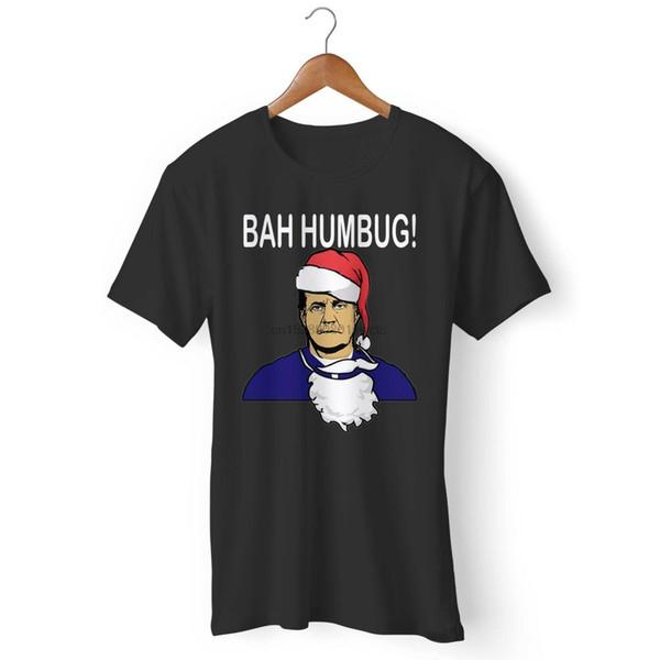 Bill Belichick inspiró Bah Humbug Christmas Mans Womans T-Shirt