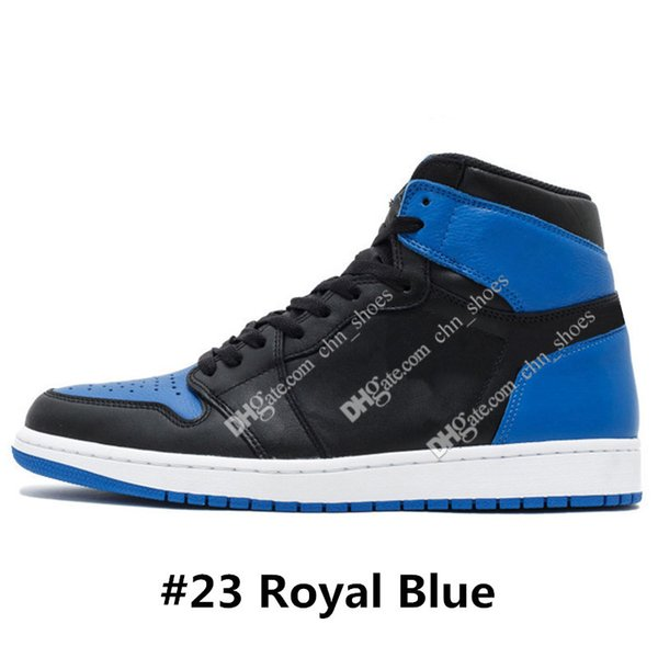 # 23 Royal Blue