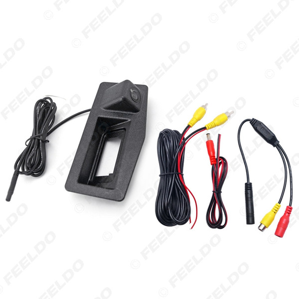 wholesale Car Trunk Handle Backup Rearview Camera for Cadillac ATS-L 2014/15/16 Reverse Parking Camera #2590