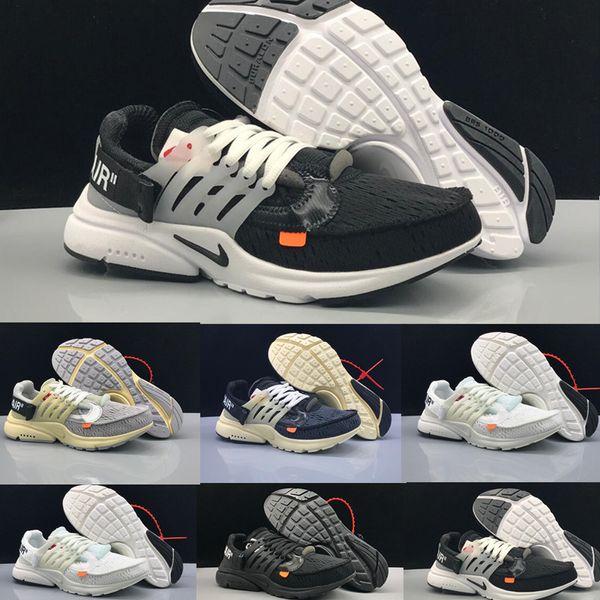 2019 New Presto V2 BR TP QS Black White X Running Shoes Cheap The 10 Air Cushion Prestos Sports Women Men off Trainer Sneakers SH9215