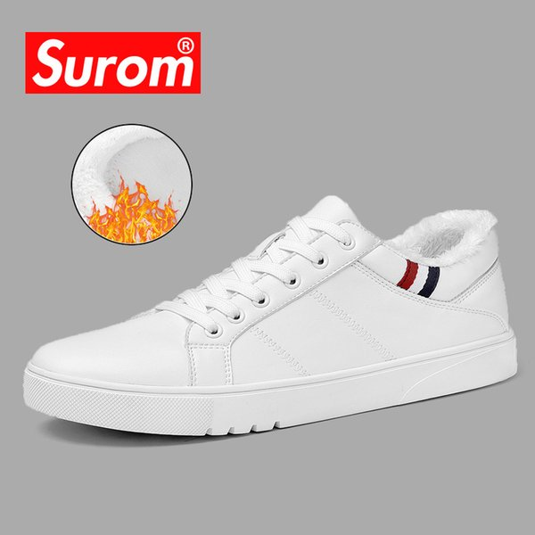2019 Spring New Men Casual Shoes Breathable Wear Resistant Shoes Comfortable Summer White Round Toe Lace up Flat Snekaers