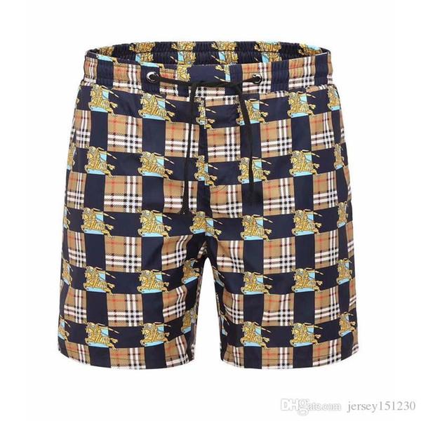 Bermuda Surf Shorts Summer Fashion Quick Dry Spandex Boardshorts Beach Swim Short Pants Elastic Mix Orders