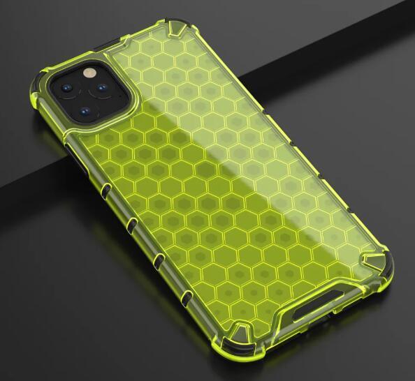 Iphone 11 için PRO MAX 6.5 5.8 6.1 INÇ X XS MAX XR 8 7 Artı 6 6 S Darbeye Dayanıklı Hibrid TPU + PC Hard Case Zırh Futbol Telefon Cilt Kapak Lüks