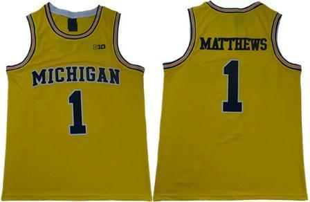 1 Charles Matthews Gold