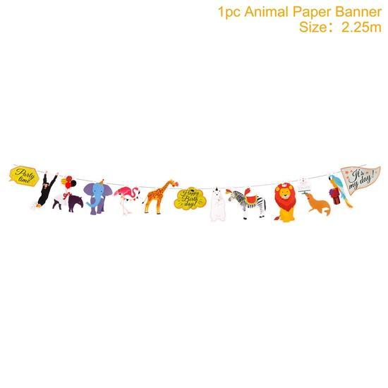 Orman hayvan bayrağı