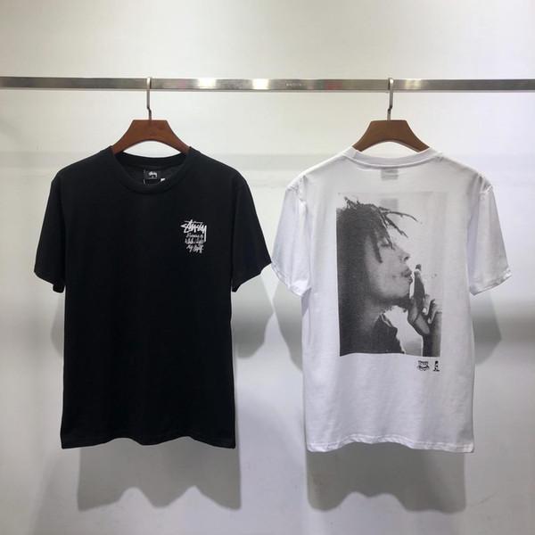 Vêtements pour hommes Harajuku 100% coton Streetwear Kawaii Aesthetic T Shirt Graphic Tees hommes femmes des années 90 gothique coréen Tops Plus Size