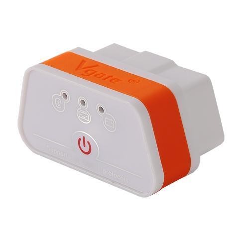 White + Orange With retail box