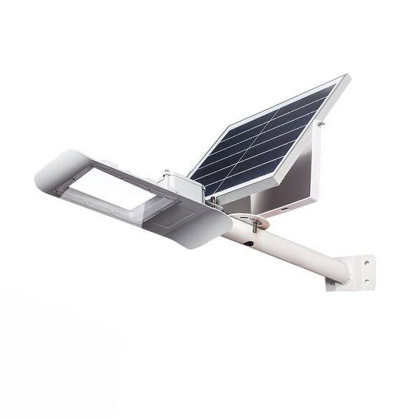 Umlight1688 alto lumen 50W 3030 LED control remoto con energía solar Luz de calle exterior ip65 solar SMD