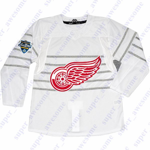Detroit Red Wings Branco