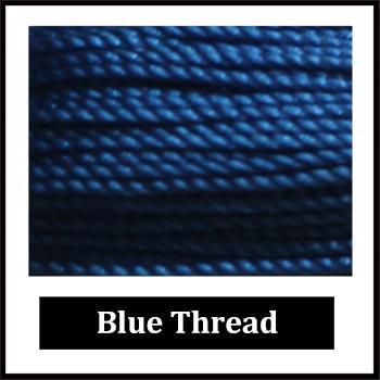 hilo azul