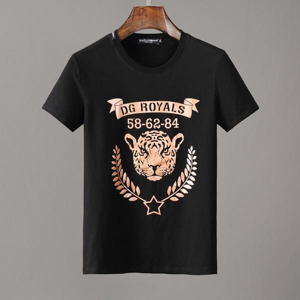 Brands new Hip Hop Letter prin mens t-shirt Short Sleeve Cotton tops tee poloshirt shirt men tee 3g Designers men women t shirts D2