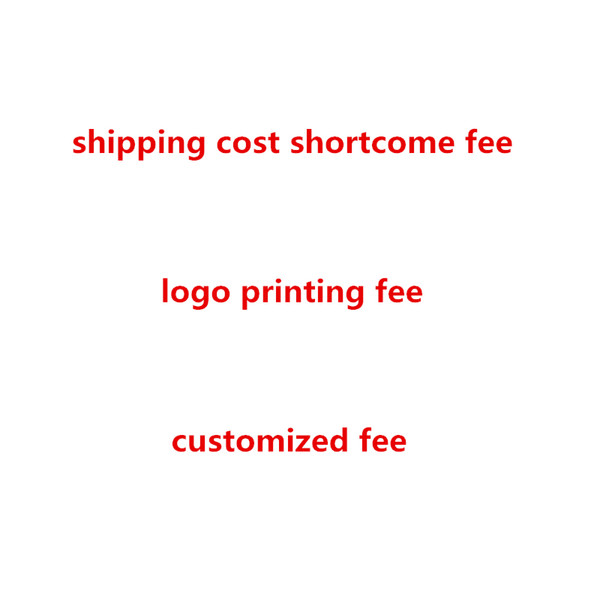 top popular additional fee shipping cost printing cost custom made cost 2021