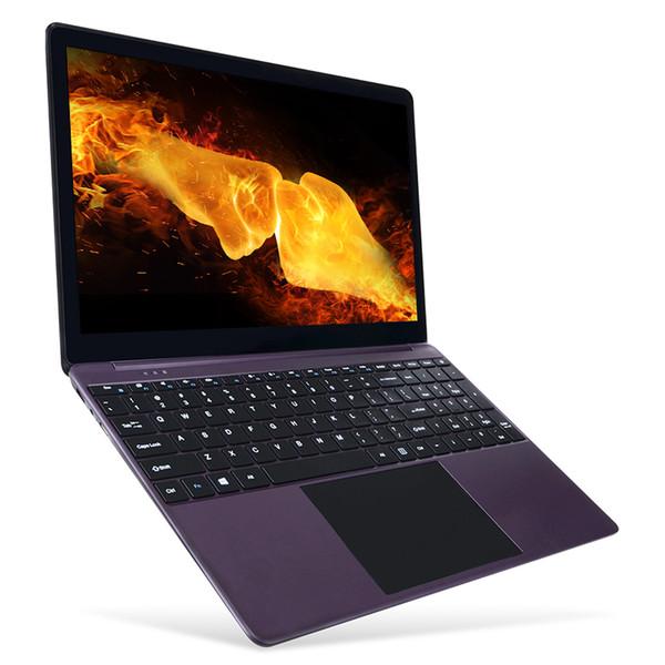 15.6 дюймов 6 ГБ RAM 64 ГБ eMMC 512 ГБ SSD Металл Дешевые Ultrabook Ноутбук Ноутбук