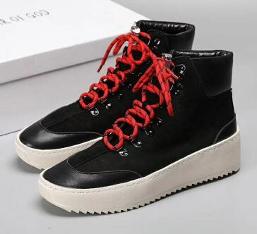NEW FOG Fear God 1 Boots Fashion Designer Shoes FOR Outdoor Boots Black Grey White Zoom Sneakers Size 38-46 free shipping