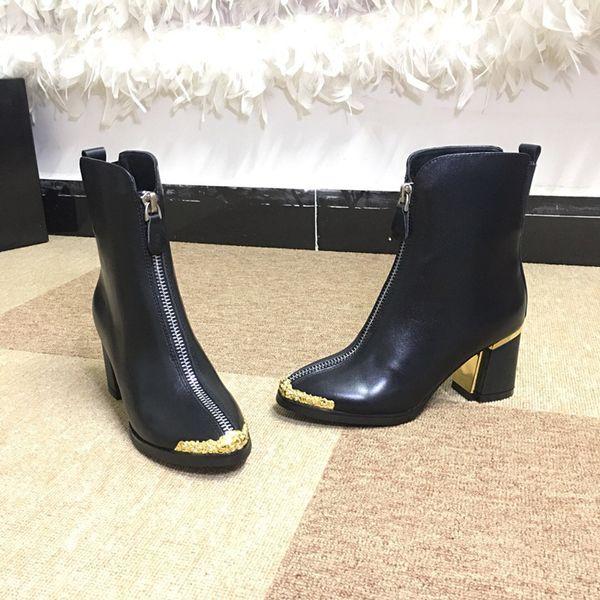 Женщины Париж Марка Роскошного носок колено сапогов Тройной желтая Мода ботинок женщины конструктора высокие сапоги Повседневная обувь fgc19082411