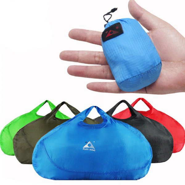Travel Bag Light Weight Foldable Capacity Polyester Waterproof Outdoor Hiking Unisex Storage Ultra-light Sports Bags KSLM-3