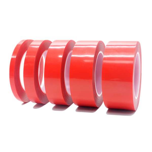 2019 1 Roll 3 Meter Double Sided Adhesive Tape Acrylic Transparent No Sticker for Car Fixed Phone Tablet LCD Screen