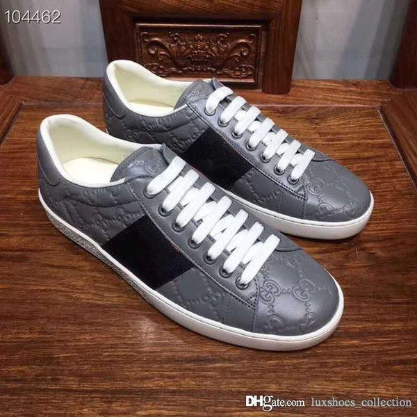 Men Leather Flat Sneakers with Rubber Sole, Dressing Low-Top Shoes for Wedding, Party and Dairy Causal Use Brown Size 35-44