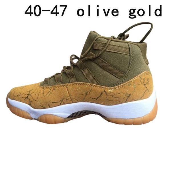 40-47 olive gold