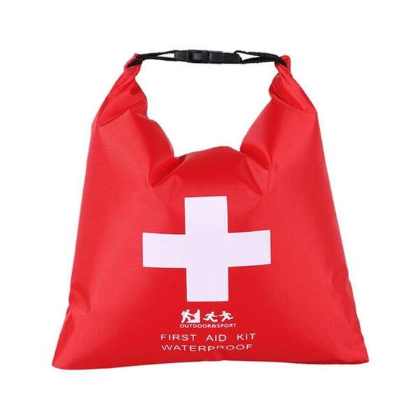 1.2L Ultralight Swimming Bag Outdoor Waterproof Trekking Camping Rafting Storage First Aid Bag Drifting Rafting #341589