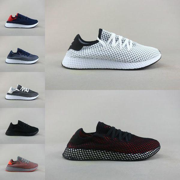 último descuento Tienda online fotos oficiales Satın Al ADIDAS 2019 Deerupt Shoes Pharrell Williams III Stan Smith Tenis  Rahat Ayakkabılar Sneakers Bayan Mans Lüks Tasarımcı Eğitmenler Rahat ...