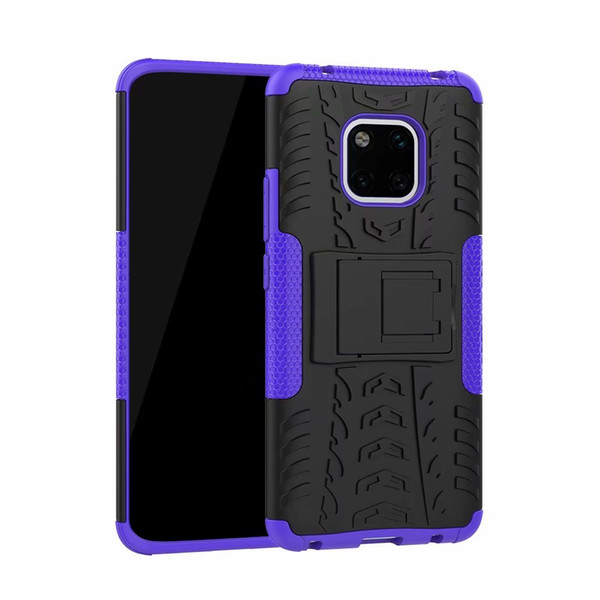 For Huawei Mate 20 Pro Case Fashion Unique Rugged Combo Hybrid Armor Bracket Impact Holster Cover For Huawei Mate 20 Pro