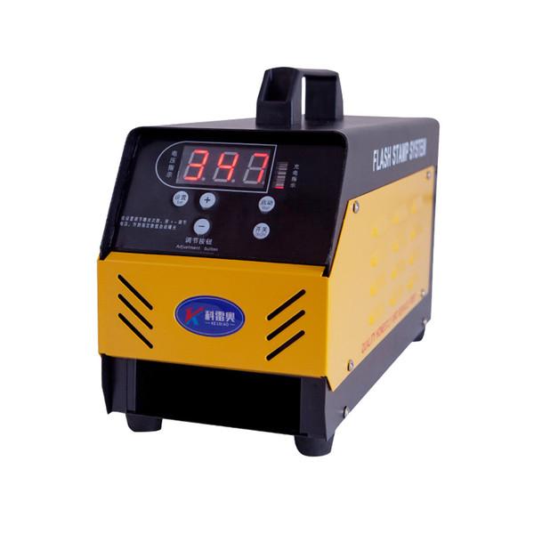 Nuovo LY P30 francobollo macchinetta sistema di flash automatico timbro digitale fotosensibile macchina tenuta PSM
