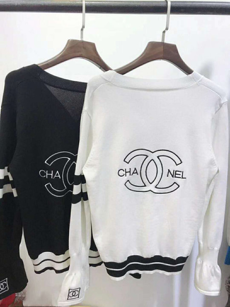high end NEW Women girls thin ice silk knit fabric sweater JACKET cardigan Long-sleeved top blouse shirt outwear with embroidery new style