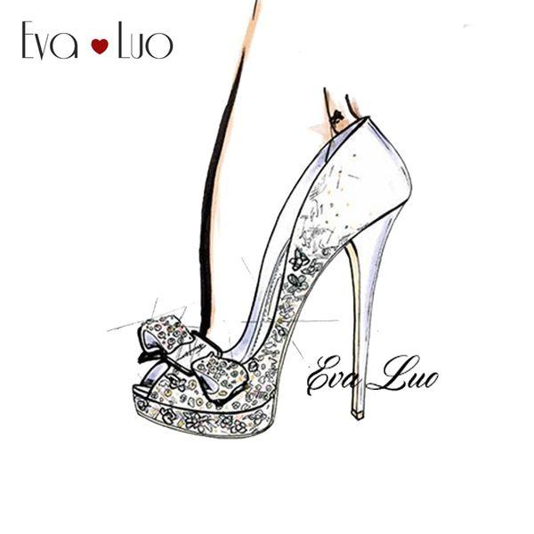 Designer Dress Shoes C001 Custom Made Your Own Design