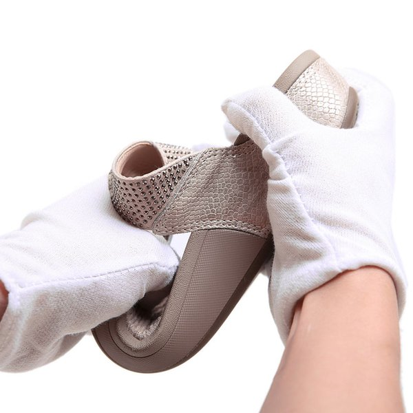 a4d0a2383d HEE GRAND Wedges Slipper Women Summer Shoes 2019 T-Strap Flip Flops Bling  Wedges Platform Leisure Slip On Beach Slipper XWZ5516