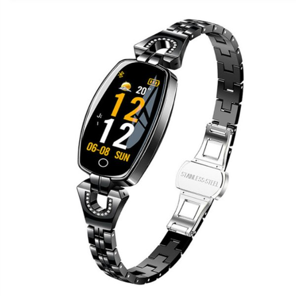 H8 Smart Watch Black