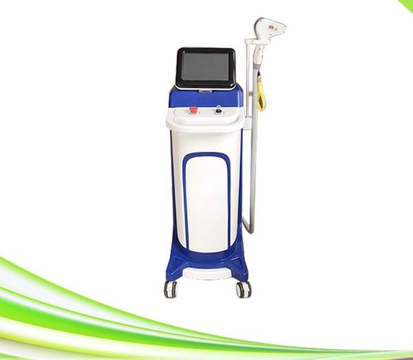 Láser profesional de diodo de 808 nm para depilación.