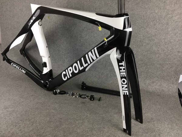 White Black RB1K THE ONE 2018 Carbon Road frameset carbon fiber road bike bicycle frame set