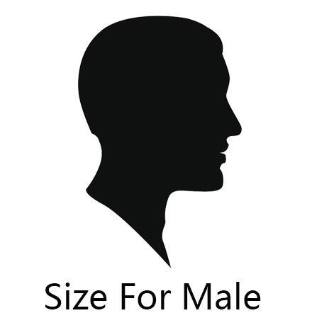 Männlich Größe