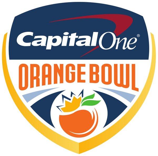 2018 Orange Bowl Patch