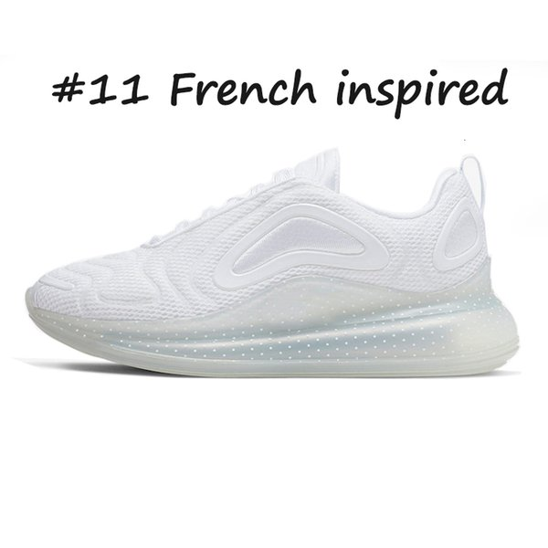 11 French inspired